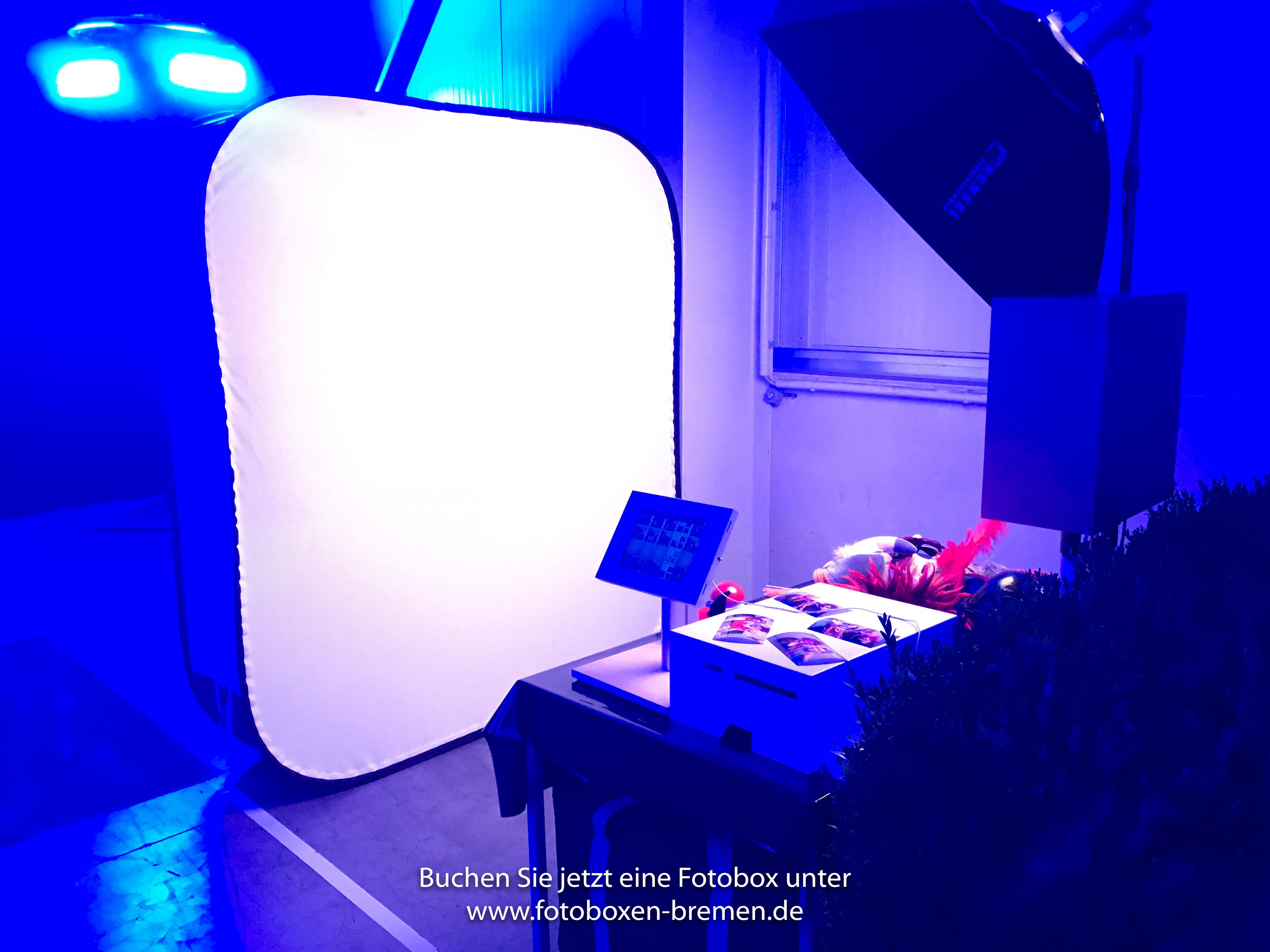 Fotobox Firmenjubiläum - Fotobox Bremen mieten
