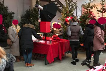 Fotobox Weihnachtsfeier Stuhr