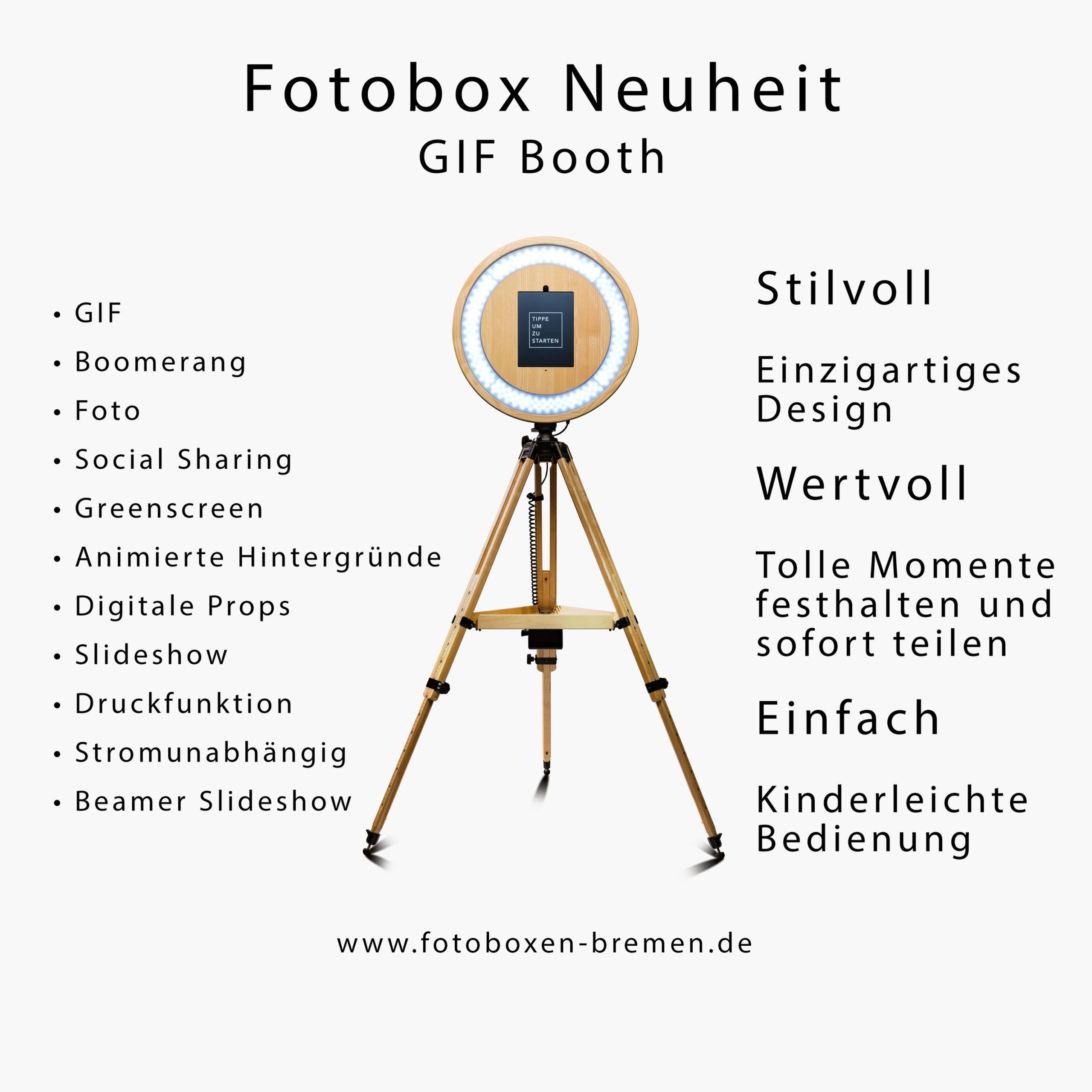 gif booth weihnachtsfeier scaled - Fotobox Bremen mieten