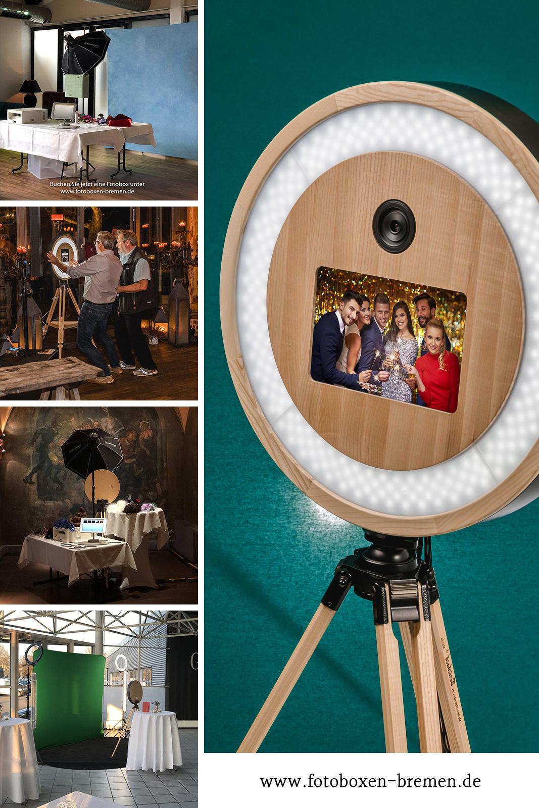 Fotobox-Vermietung Bremen